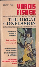 The Great Confession (Orphans in Gethsemane,…