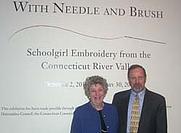 Author photo. Stephen and Carol Huber