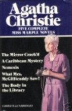 Five Complete Miss Marple Novels: The Body…