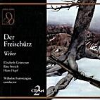 [SOLD 16.06.11] Der Freischutz (2 CD set) by…
