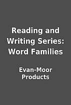 Reading and Writing Series: Word Families by…