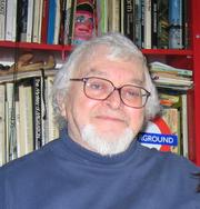 Author photo. Photograph courtesy of Lisa Greenstein, 2005.
