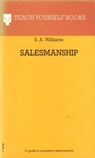 Salesmanship by S. A. Williams