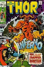 Thor # 176 by Stan Lee