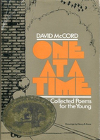 One at a Time: His Collected Poems for the…