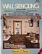 Wall Stenciling by Jeanne Serpa