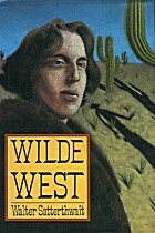 Wilde West by Walter Satterthwait