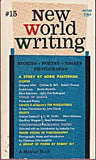 New World Writing #15 by Editors of Mentor…