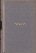 Sämtliche Werke Dritter Band by Novalis