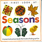 MY FIRST LOOK AT SEASONS by Toni Rann