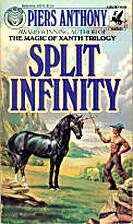 Split Infinity by Piers Anthony