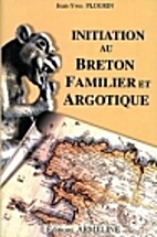 Initiation au breton familier/argotique by…