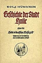 Geschichte der Stadt Halle. Halle in der…