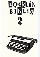 Locklin Biblio 2:Bibliography on the work of…