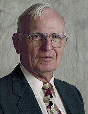 Author photo. Kenneth P. Werrell [credit: Allied Powers' Response to the Holocaust Conference]