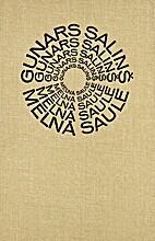 Melnā saule : dzejoļi by Gunars Saliņš