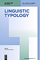 Linguistic Typology 14 (2010)
