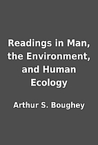 Readings in Man, the Environment, and Human…