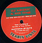 The Licence (Krome & Time Remix) [b/w]…