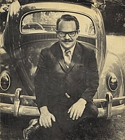Author photo. Walter Henry Nelson from jacket cover