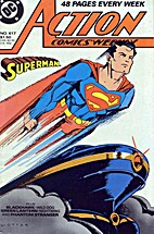 Action Comics # 617 by Roger Stern