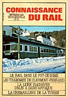 Connaissance du Rail n° 37 by Pierre…