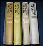 Historians at Work (4 Volume Set) by Peter…