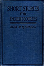 Short stories for English courses by Rosa…