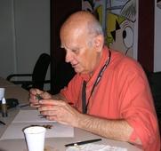 Author photo. Credit: Javier Mediavilla Ezquibela, 2006