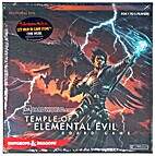 Dungeons & Dragons The Temple of Elemental…