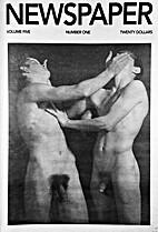 Newspaper, Vol. 5, No. 1 by Marcelo Yanez