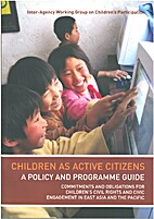 Children as active citizens. A policy and…