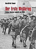 Der Erste Weltkrieg - Europa zwischen…