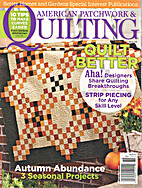 American Patchwork & Quilting Vol. 23 No. 5…