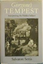 Giorgione's Tempest : interpreting the…