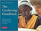 The Conferring Handbook - 2003 publication…
