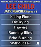 Lee Child's Jack Reacher Books 1-6 by…