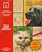 How to Draw Animals: Famous Artists School…