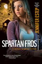 Spartan Frost by Jennifer Estep