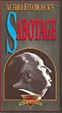 Sabotage [and] The Lodger by Alfred…