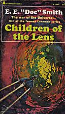 Children of the Lens by E. E. Doc Smith