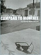 Campana to Montale: versions from italian by…