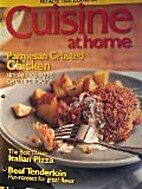 Cuisine at Home by Kim Samuelson