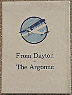 From Dayton to the Argonne by Dayton Wright…