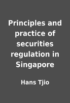 Principles and practice of securities…