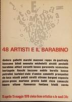 48 artisti e il Barabino: opere dei pittori…