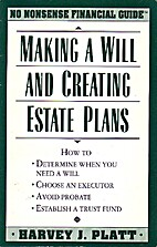 Making a Will and Creating Estate Plans (No…