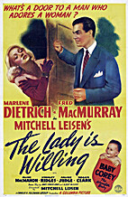 The Lady Is Willing [1942 film] by Mitchell…