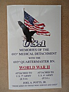 Memories of the 693rd Medical Detachment…