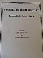Studies in Irish history, presented to R.…